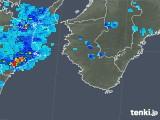 2019年05月06日の和歌山県の雨雲の動き