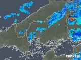 2019年05月06日の広島県の雨雲の動き