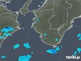 2019年05月09日の和歌山県の雨雲レーダー