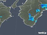 2019年05月12日の和歌山県の雨雲の動き