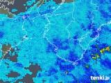 2019年05月14日の和歌山県の雨雲の動き