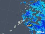 2019年05月14日の鹿児島県(奄美諸島)の雨雲レーダー