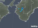 2019年05月16日の和歌山県の雨雲の動き