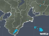 2019年05月17日の三重県の雨雲の動き