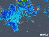 2019年05月17日の沖縄県(宮古・石垣・与那国)の雨雲レーダー