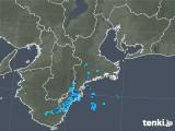 2019年05月19日の三重県の雨雲の動き