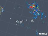 2019年05月19日の沖縄県(宮古・石垣・与那国)の雨雲レーダー