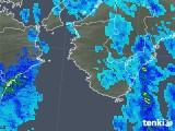 2019年05月20日の和歌山県の雨雲の動き