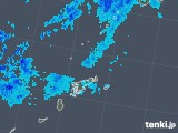 2019年05月27日の鹿児島県(奄美諸島)の雨雲レーダー