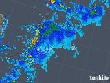 2019年05月27日の沖縄県(宮古・石垣・与那国)の雨雲の動き