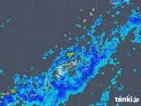 2019年05月28日の鹿児島県(奄美諸島)の雨雲レーダー