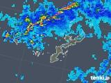 2019年05月28日の沖縄県の雨雲レーダー