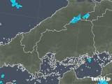 2019年05月31日の広島県の雨雲の動き