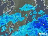 2019年05月31日の宮崎県の雨雲の動き