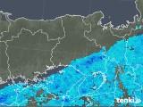 2019年06月02日の兵庫県の雨雲レーダー