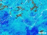 2019年06月02日の和歌山県の雨雲の動き