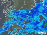 2019年06月02日の宮崎県の雨雲の動き