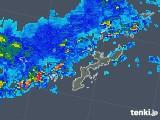 2019年06月04日の沖縄県の雨雲レーダー