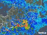 雨雲レーダー(2019年06月07日)