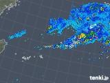 2019年06月09日の沖縄地方の雨雲レーダー