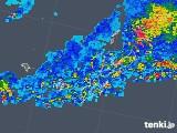 2019年06月09日の沖縄県の雨雲レーダー