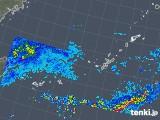 2019年06月10日の沖縄地方の雨雲レーダー
