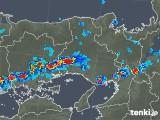 2019年06月10日の兵庫県の雨雲レーダー
