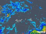 2019年06月11日の沖縄県(宮古・石垣・与那国)の雨雲の動き
