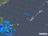 2019年06月12日の沖縄地方の雨雲レーダー