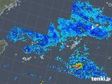 2019年06月13日の沖縄地方の雨雲レーダー