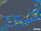 2019年06月14日の沖縄地方の雨雲レーダー