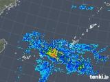 2019年06月17日の沖縄地方の雨雲レーダー