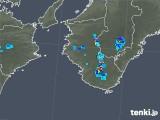 2019年06月19日の和歌山県の雨雲の動き