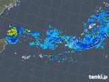 2019年06月22日の沖縄地方の雨雲レーダー