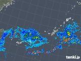 2019年06月24日の沖縄地方の雨雲レーダー