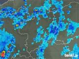 2019年06月24日の群馬県の雨雲の動き