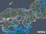 2019年06月28日の近畿地方の雨雲の動き