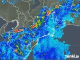 2019年06月30日の三重県の雨雲レーダー