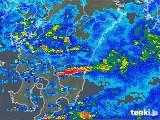 2019年06月30日の宮崎県の雨雲の動き