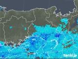 2019年07月03日の兵庫県の雨雲レーダー