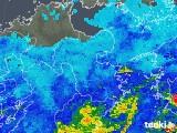 雨雲レーダー(2019年07月03日)
