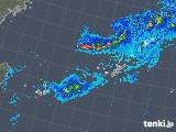 2019年07月04日の沖縄地方の雨雲レーダー