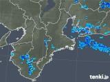 2019年07月15日の三重県の雨雲レーダー