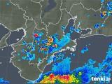 2019年07月16日の三重県の雨雲レーダー
