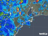 2019年07月18日の三重県の雨雲レーダー