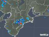 2019年07月28日の三重県の雨雲レーダー