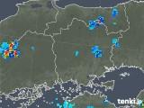 2019年07月30日の岡山県の雨雲の動き