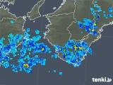 2019年08月05日の和歌山県の雨雲の動き