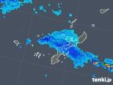 2019年08月07日の沖縄県の雨雲レーダー