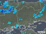 2019年08月20日の岡山県の雨雲の動き